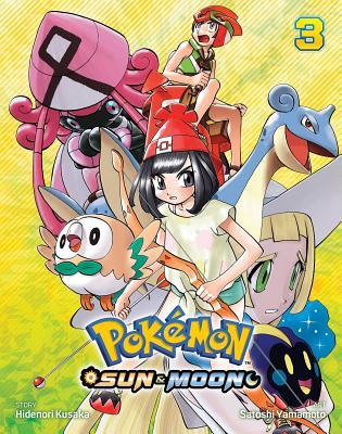 Pokémon: Sun & Moon, Vol. 3 Cover Image