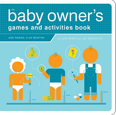 The Baby Owner's Games and Activities Book Cover
