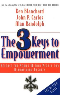 Cover for The 3 Keys to Empowerment