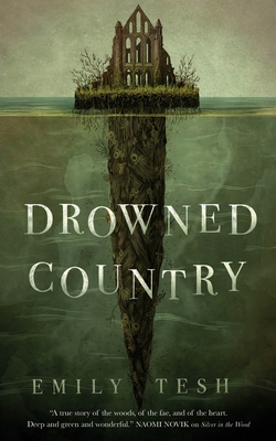Drowned Country (The Greenhollow Duology #2) Cover Image