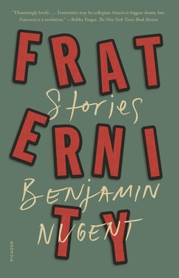 Fraternity: Stories Cover Image