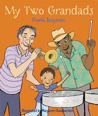 My Two Grandads Cover
