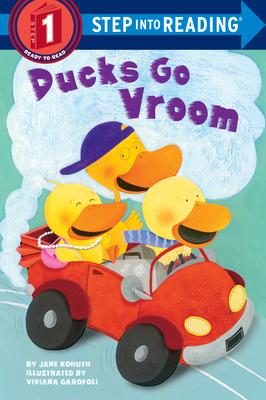 Ducks Go Vroom Cover