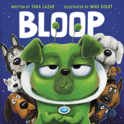 Bloop Cover Image