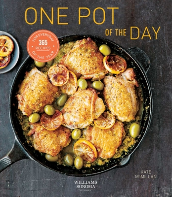 One Pot of the Day: | Healthy Eating | One Pot Cookbook | Easy Cooking | Recipe A Day (365 Series) Cover Image