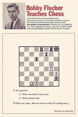 Bobby Fischer Teaches Chess Cover Image