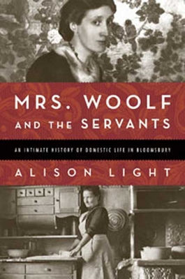 Mrs. Woolf and the Servants Cover