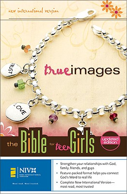 True Images: The Bible for Teen Girls-NIV Cover Image