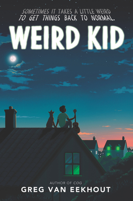 Weird Kid Cover Image