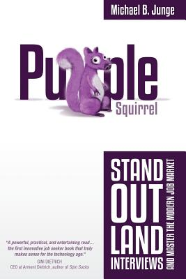 Purple Squirrel Cover Image