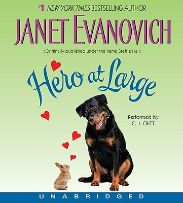 Hero at Large CD Cover Image