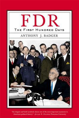 FDR: The First Hundred Days Cover Image