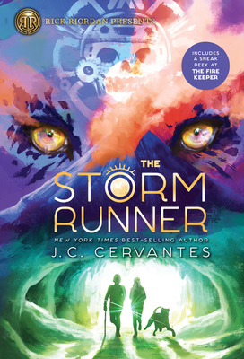 The Storm Runner Cover Image