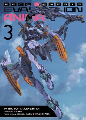 Neon Genesis Evangelion: ANIMA (Light Novel) Vol. 3 Cover Image