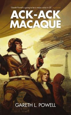 Ack-Ack Macaque Cover