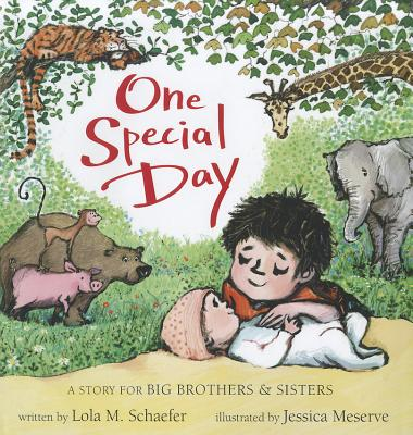 One Special Day Cover