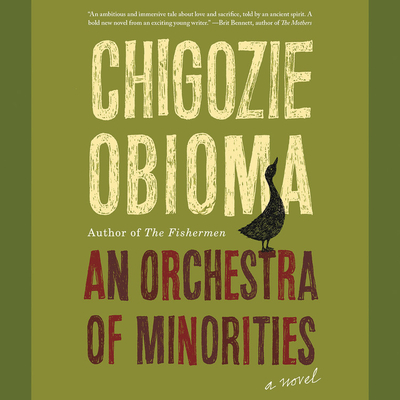 An Orchestra of Minorities Lib/E Cover Image