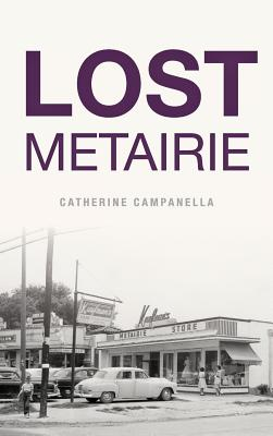 Lost Metairie Cover Image