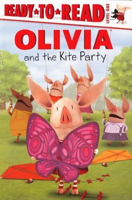 Olivia and the Kite Party Cover Image