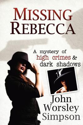 Missing Rebecca Cover