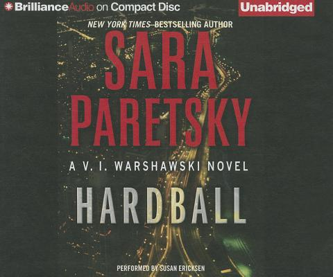 Hardball (V.I. Warshawski Novels) Cover Image