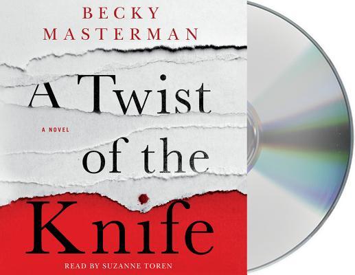 A Twist of the Knife (Brigid Quinn #3) Cover Image