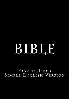 Bible: Easy to Read - Simple English Version Cover Image