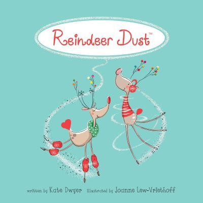 Reindeer Dust Cover