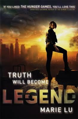 Legend. by Marie Lu Cover Image