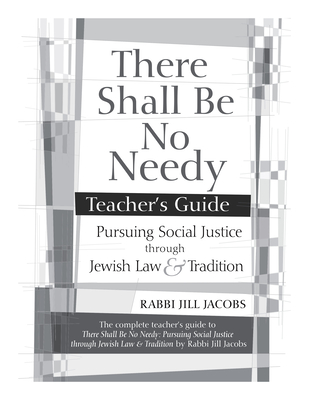 Cover for There Shall Be No Needy Teacher's Guide