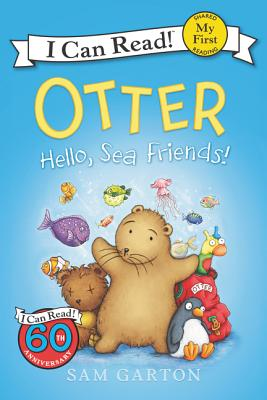 Otter: Hello, Sea Friends! (My First I Can Read) Cover Image