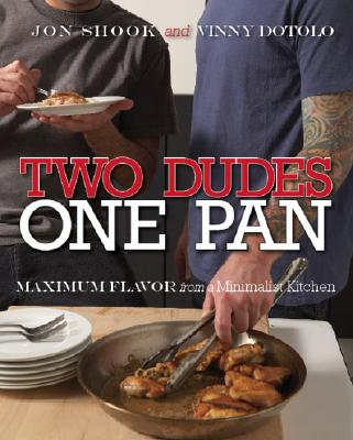 Two Dudes, One Pan Cover