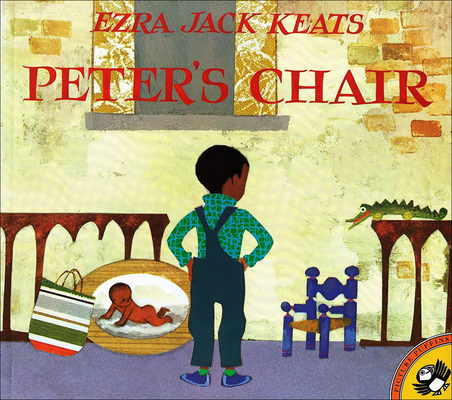 Peter's Chair (Picture Puffin Books) Cover Image