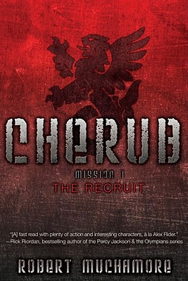 The Recruit (CHERUB #1) Cover Image