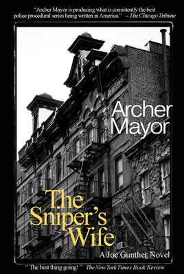 The Sniper's Wife Cover