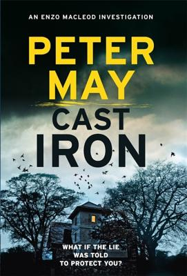 Cast Iron (An Enzo Macleod Investigation #6) Cover Image