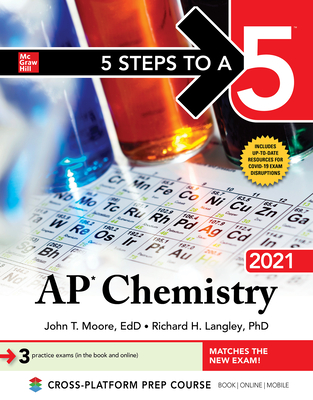 5 Steps to a 5: AP Chemistry 2021 Cover Image
