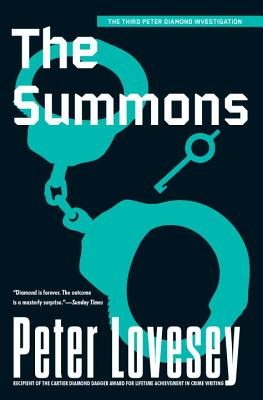 The Summons (A Detective Peter Diamond Mystery #3) Cover Image