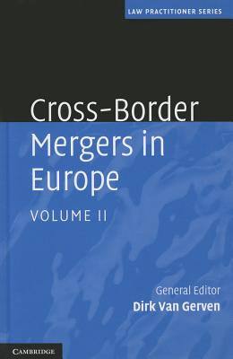 Cross-Border Mergers in Europe Cover Image