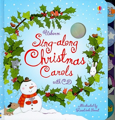 Sing Along Christmas Carols [With CD (Audio)] Cover Image