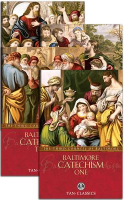 Baltimore Catechism Set: The Third Council of Baltimore Cover Image