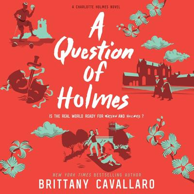 A Question of Holmes Lib/E Cover Image