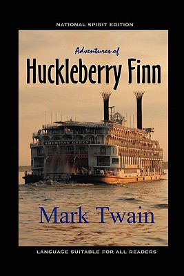 Adventures of Huckleberry Finn Cover Image