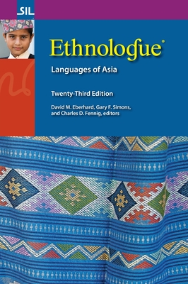 Ethnologue: Languages of Asia, Twenty-Third Edition Cover Image