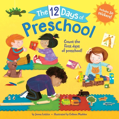 The 12 Days of Preschool Cover Image