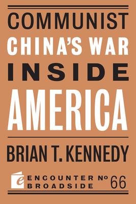 Communist China's War Inside America Cover Image