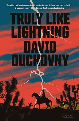 Truly Like Lightning: A Novel Cover Image