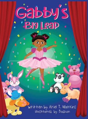 Gabby's Big Leap Cover Image