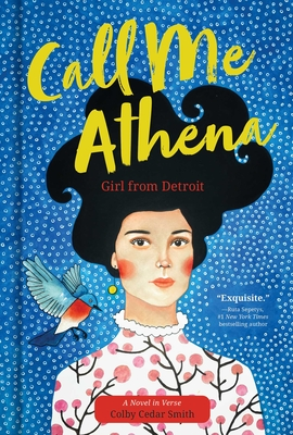Cover Image for Call Me Athena: Girl from Detroit