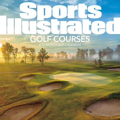 Cal-2021 Sports Illustrated Golf Courses Wall Cover Image
